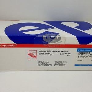 micropiastre eppendorf pcr a 96 pozzetti